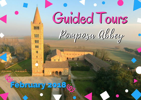 Guided Tours at Pomposa Abbey February 2018