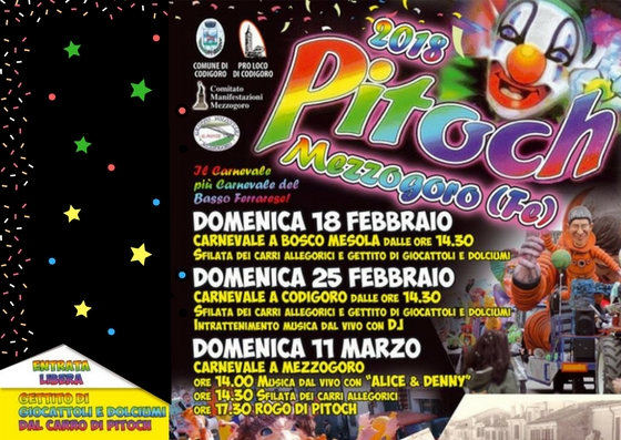 Pitoch Carnival 2018