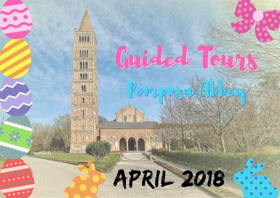 Guided Tours at Pomposa Abbey April 2018