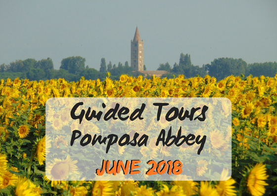 Guided Tours at Pomposa Abbey June 2018