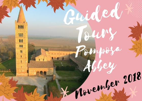 Guided Tours at Pomposa Abbey November 2018