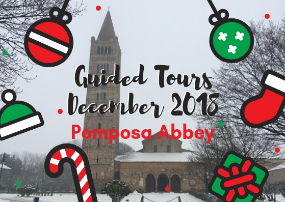 Guided Tours at Pomposa Abbey December 2018