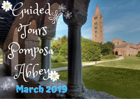 Guided Tours at Pomposa Abbey March 2019