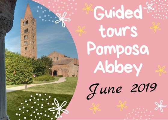 Guided Tours at Pomposa Abbey June 2019