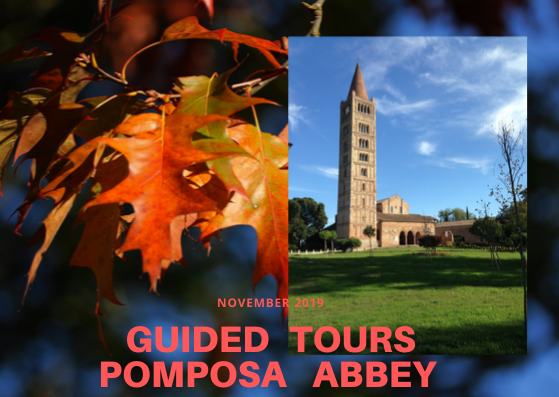 Guided Tours at Pomposa Abbey November 2019