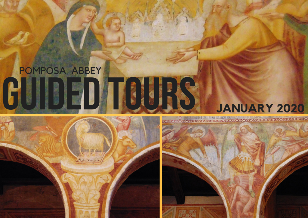 Guided Tours at Pomposa Abbey January 2020