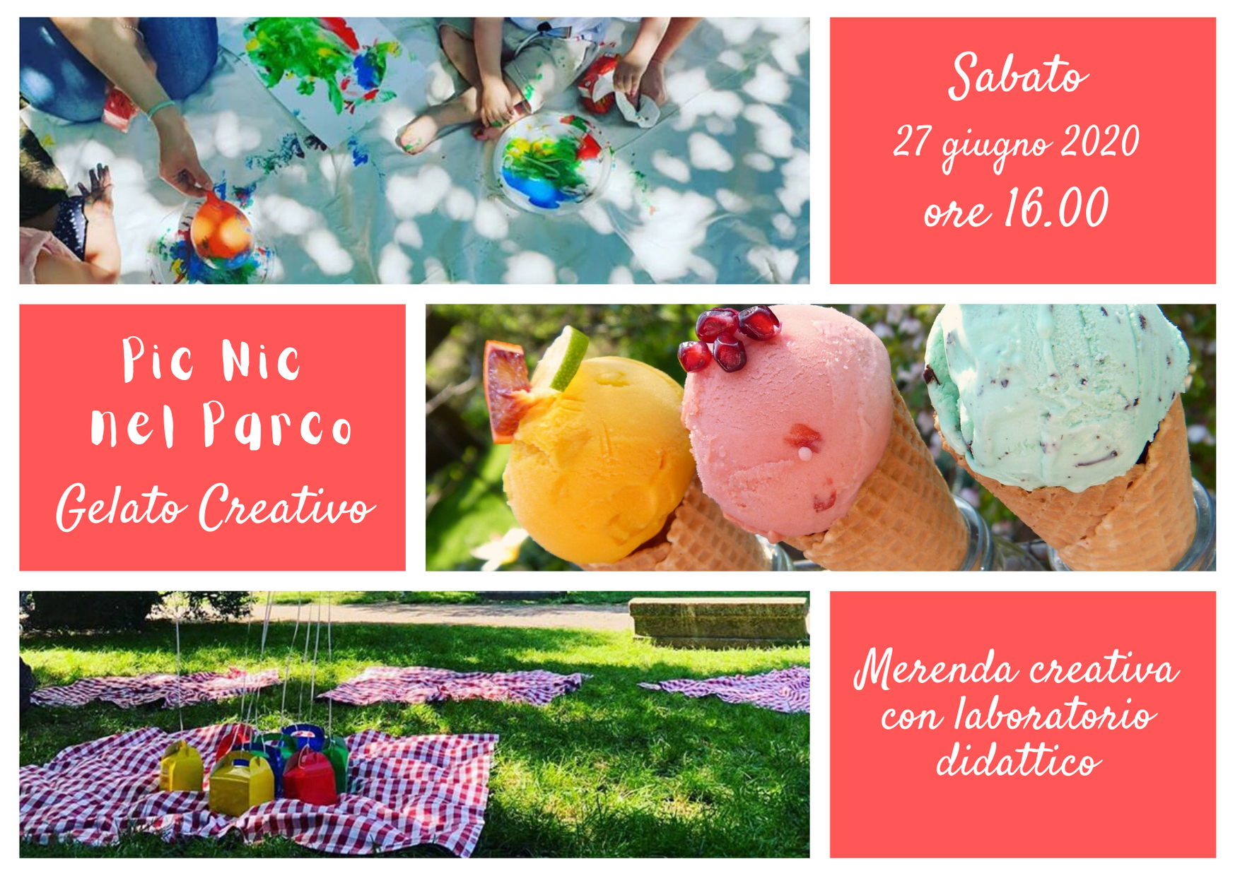 Pic Nic nel Parco